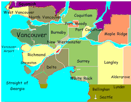 Mapping Metro Vancouver's Corporate Economy, Part Two:  Private Companies