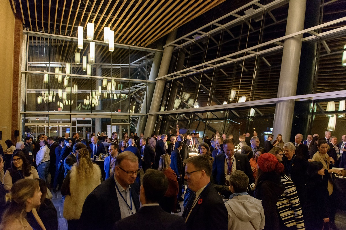 B.C. Cabinet & First Nations Leaders' Gathering Welcome Reception 2019