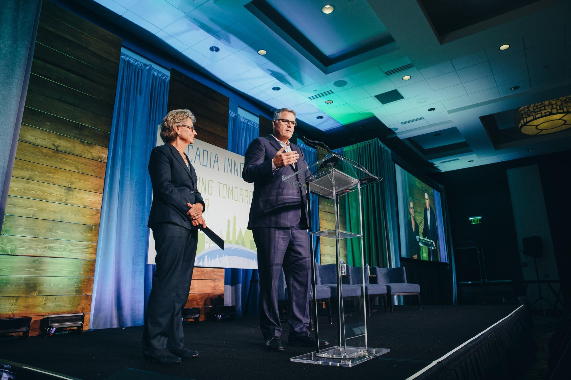 Fourth Annual Cascadia Innovation Corridor Conference 2019
