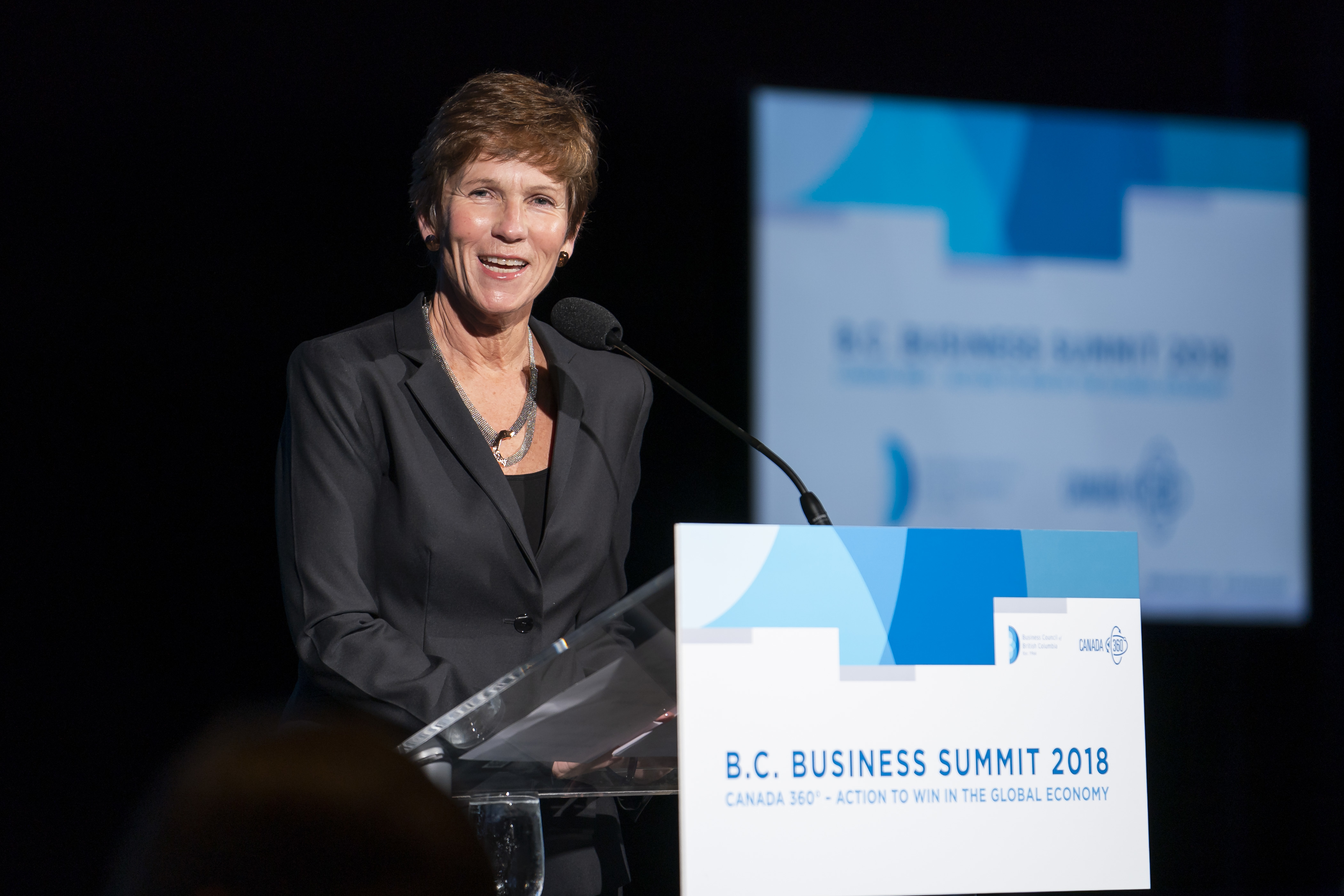 B.C. Business Summit 2018: Canada 360° - Action to Win in the Global Economy
