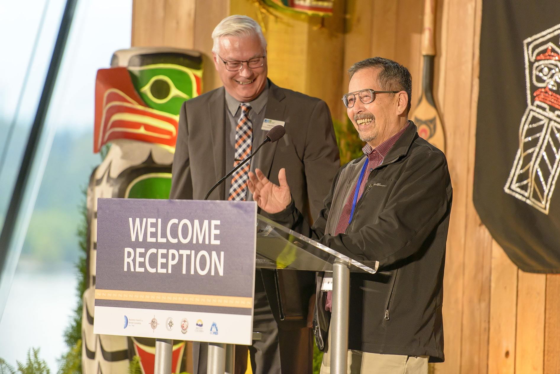 B.C. Cabinet and First Nations Leaders' Gathering Welcome Reception 2017