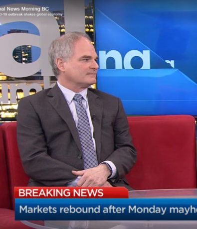 Global News Morning B.C.: COVID-19 outbreak shakes global economy