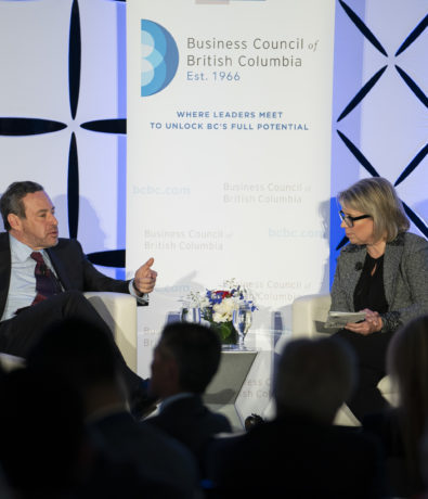 Sixth Annual Chair's Dinner - David Frum & Maryscott Greenwood on Canada - U.S. Relations