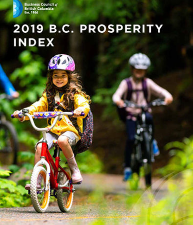 Radio NL: Interview with Ken Peacock on the B.C. Prosperity Index
