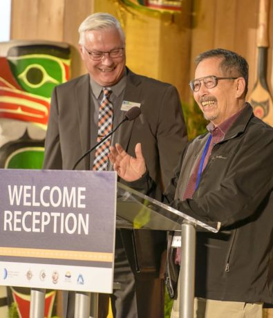 BC Cabinet and First Nations Leaders' Gathering Welcome Reception 2017