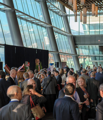 B.C. Cabinet and First Nations Leaders' Gathering Welcome Reception 2016