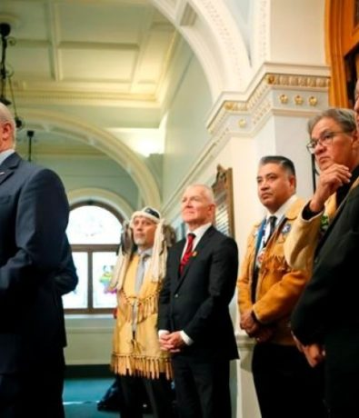 Times Colonist: B.C. introduces law to implement United Nations declaration on Indigenous rights