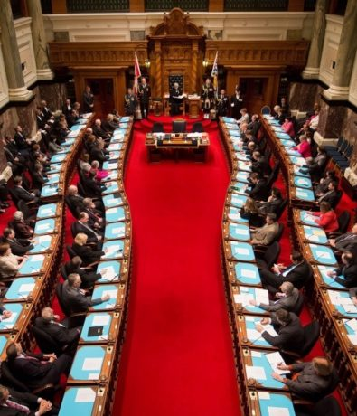 CTV News: Top earners pay more in B.C. budget that includes record capital spending