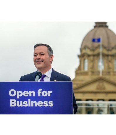 Business in Vancouver: Alberta: open for business and ready for war