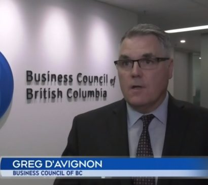 CTV News: B.C. business leaders say blockades crippling future investment