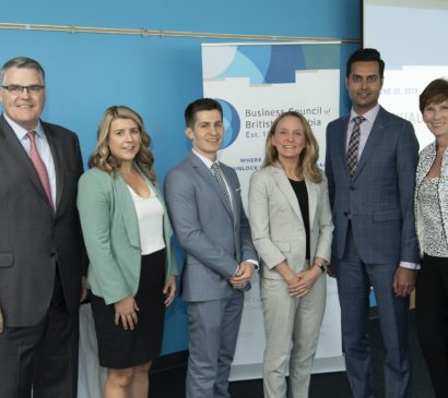 Release: Business Council welcomes young leaders to its Board of Governors