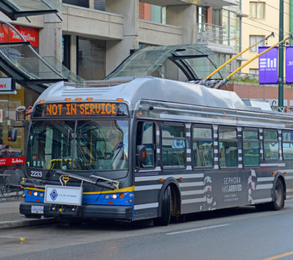 News Release - Business Council of B.C. Statement on Impending Transit Disruption