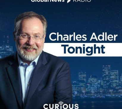 Global News Radio: Charles Adler Tonight Interview with Ken Peacock
