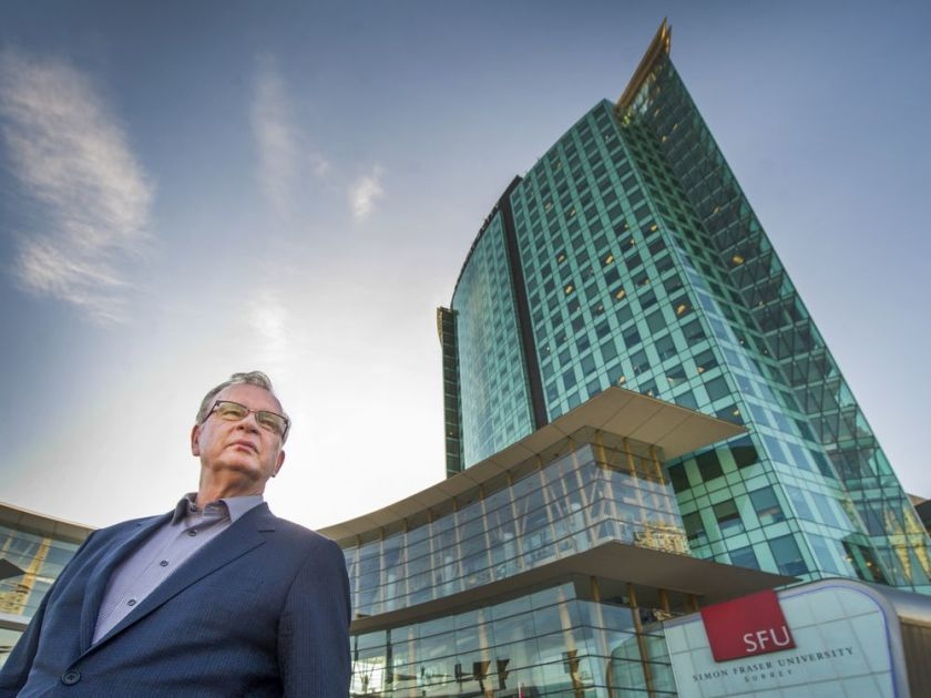 Vancouver Sun: Quantum leap: New computer institute a 'big step' for Metro's 'second downtown' south of the Fraser