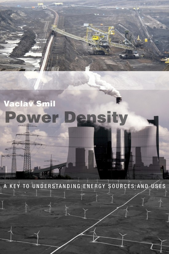 Book Review: Power Density, A Key To Understanding Energy Sources and Uses
