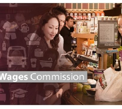 SUBMISSION:  Fair Wages Commission